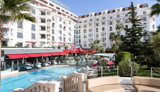 Hotel Barriere Le Majestic Cannes - POOL