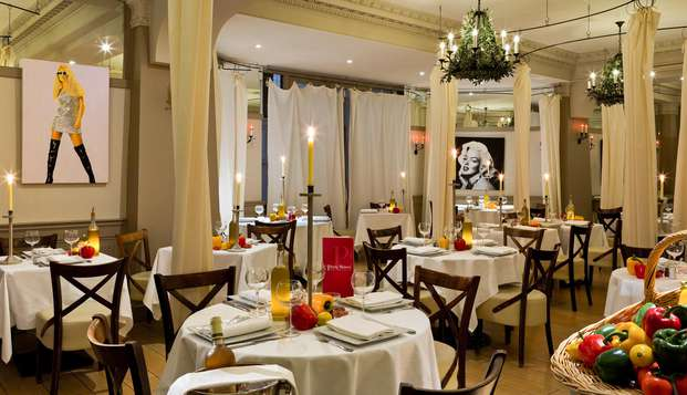 Hotel Barriere Le Majestic Cannes - RESTAURANT