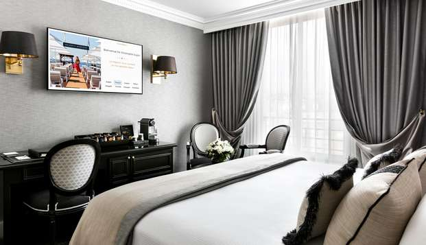 Hotel Barriere Le Majestic Cannes - ROOM
