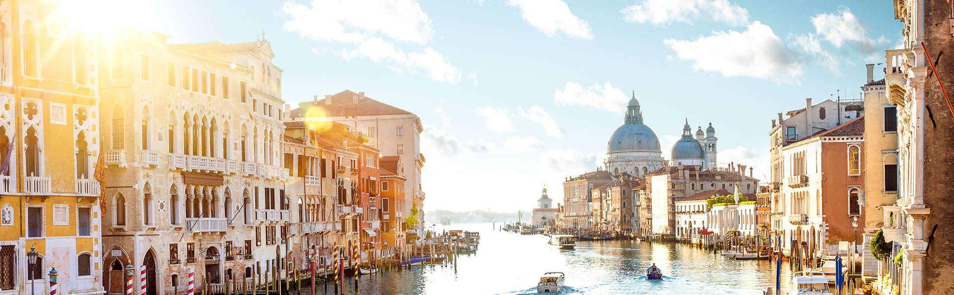 Séjour de luxe à quelques pas de la Place Saint-Marc à Venise