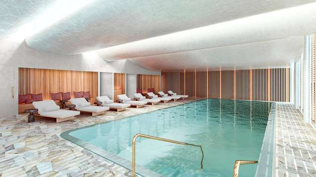 Pullman Paris Centre Bercy - N POOL