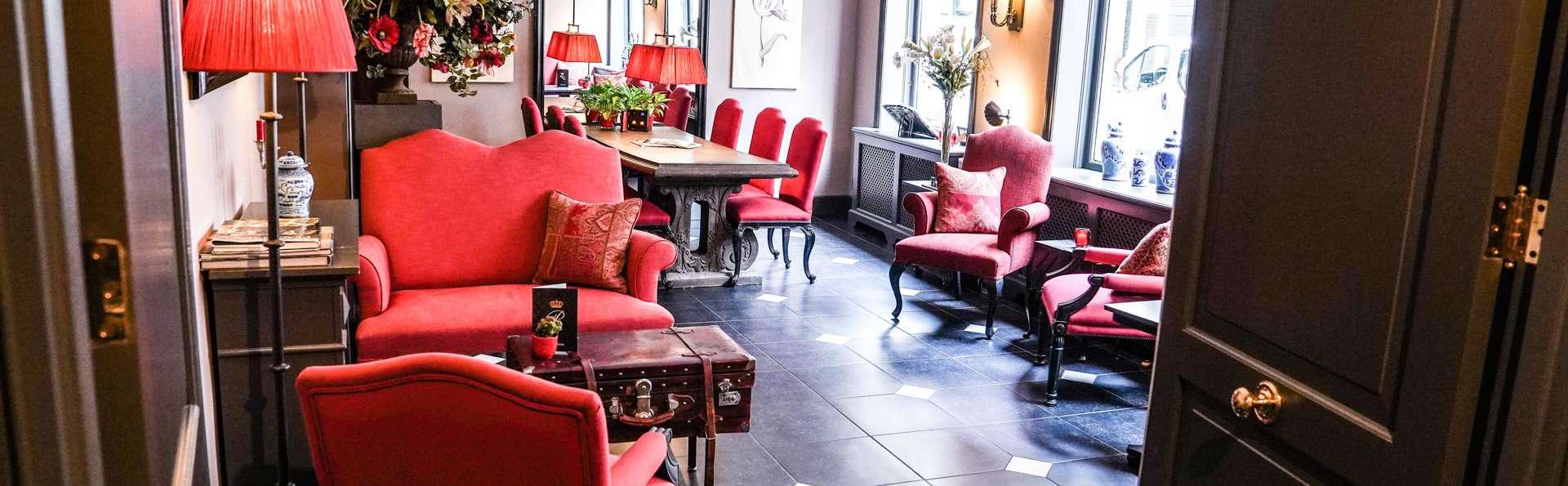 Verblijf in een charmant hotel in het centrum van Den Haag