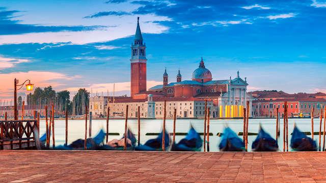 Séjour à Venise avec vue sur le bassin de Saint-Marc