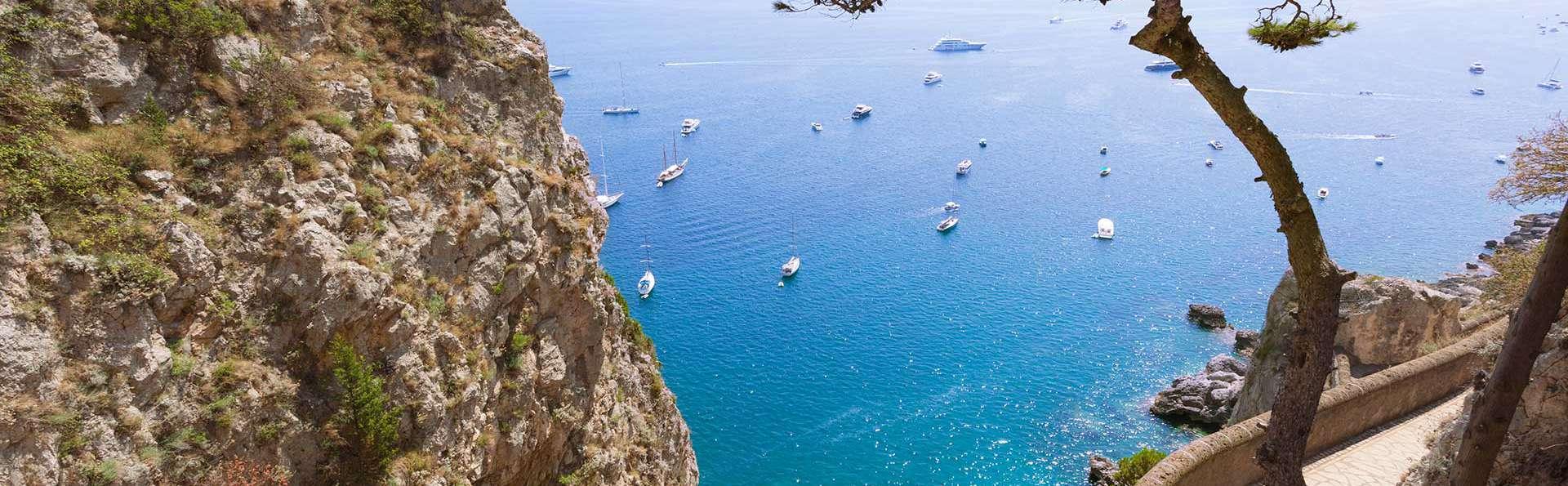Merveilleux séjour dans le cœur de Naples, avec vue sur le golfe