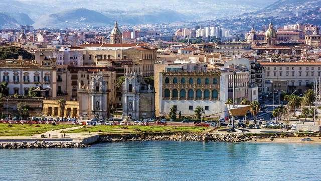 Splendido soggiorno nel cuore di Palermo in un palazzo Liberty