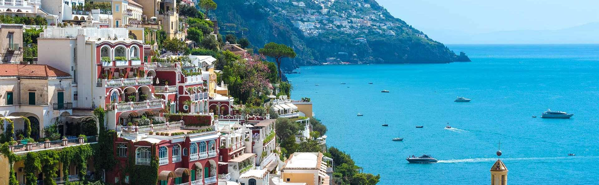 Séjour incontournable dans les couleurs de Positano