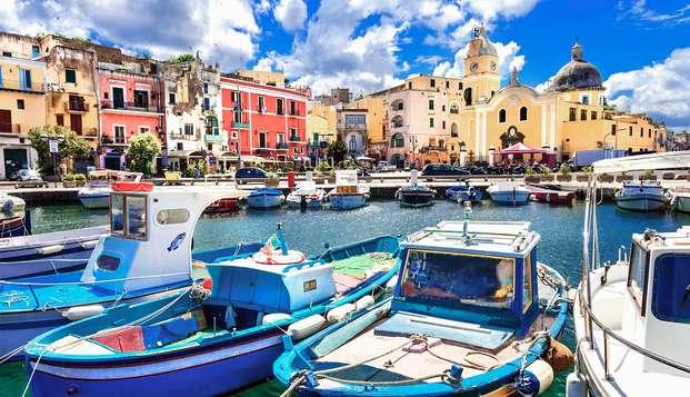 Weekend a Posillipo con meravigliosa vista sul Vesuvio