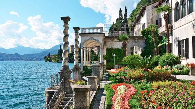 Cadre pittoresque et paysages époustouflants à Côme