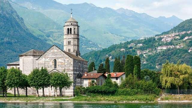 Weekend con degustazione enogastronomica in un hotel sulle sponde del Lago di Como
