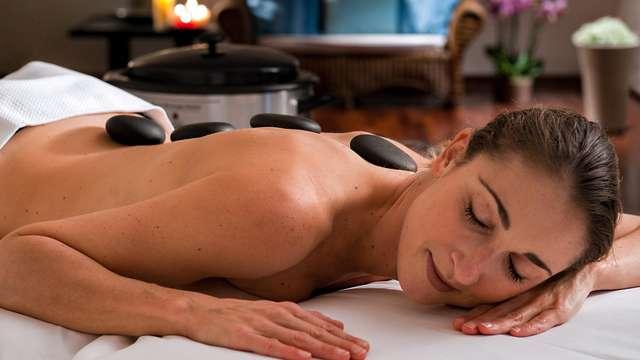 Relax en Abano Terme con acceso al SPA, masajes y cena