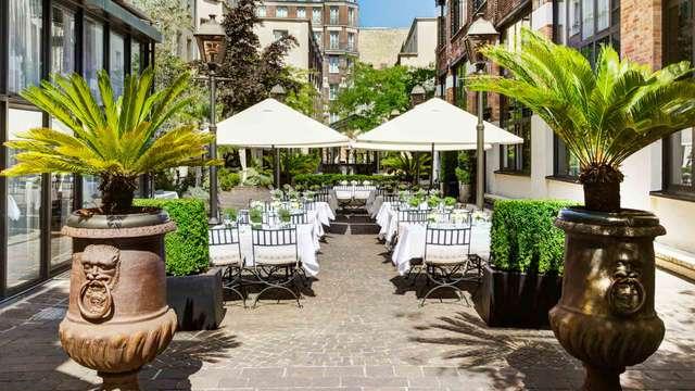 Estancia relax en un hotel con mucho encanto en el barrio parisino de Le Marais