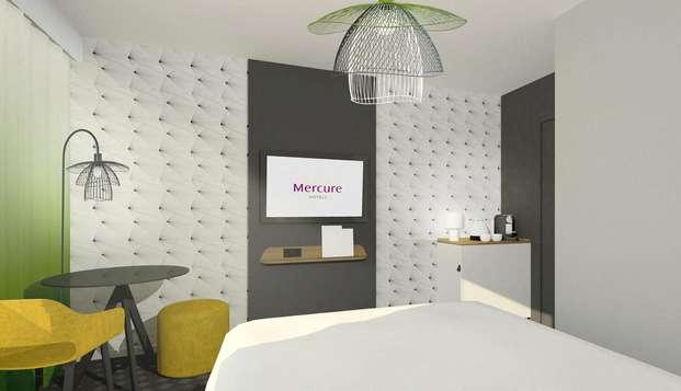 Mercure Hyeres Centre - N ROOM