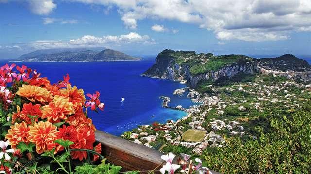 Weekend di relax nel cuore della splendida Capri