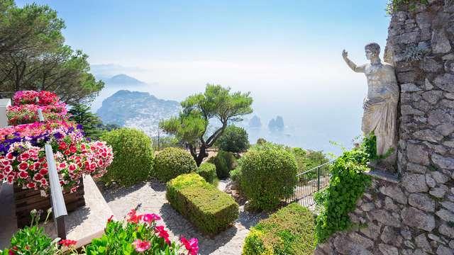 Séjour exclusif dans un 4* au cœur des rues de Capri
