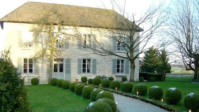 Mise au vert dans une demeure de charme près de Chaumont