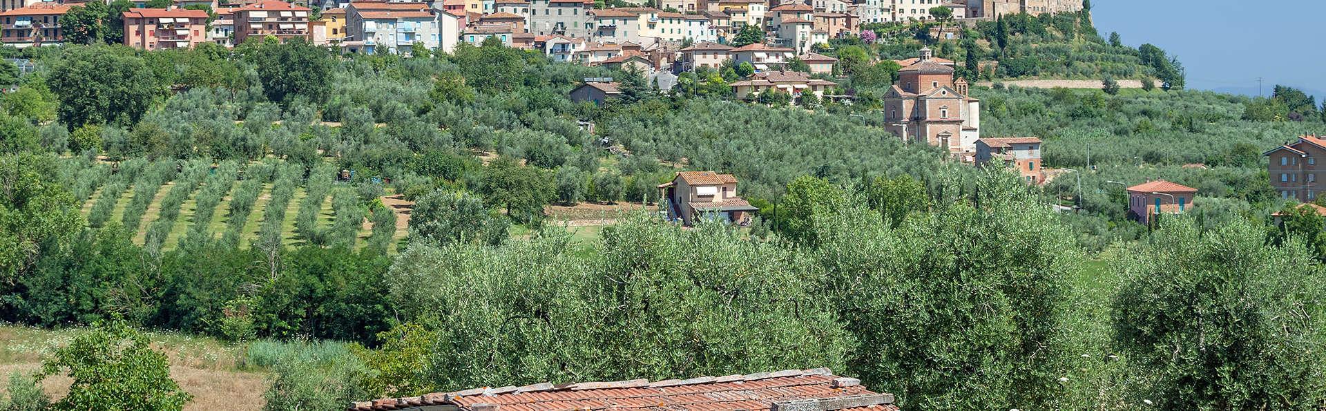Mise au vert à Chianciano Terme