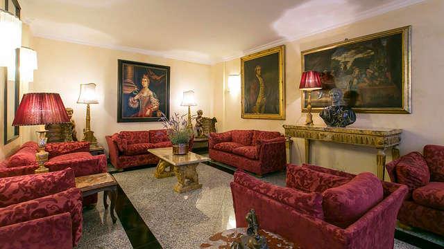 Weekend indimenticabile nella storia di Roma in un hotel a Parioli