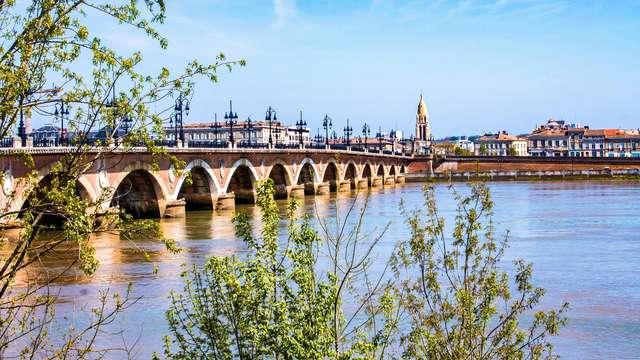 Cadre raffiné au cœur de Bordeaux