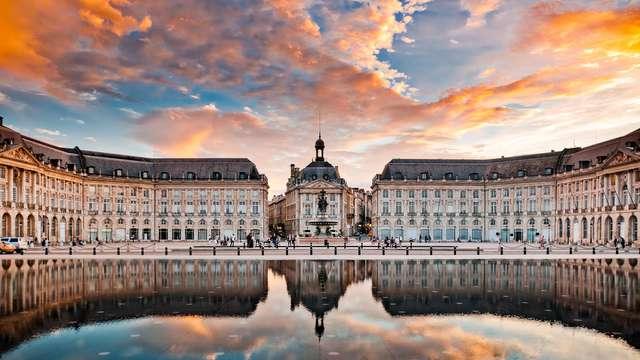 Adresse élégante au cœur de Bordeaux
