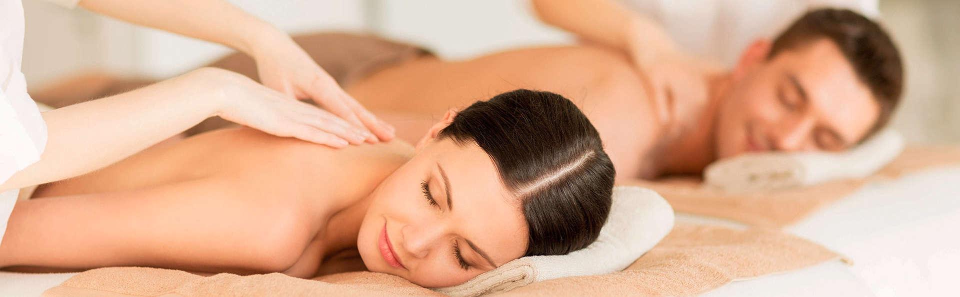Escapade détente avec massage à Esch-sur-Alzette