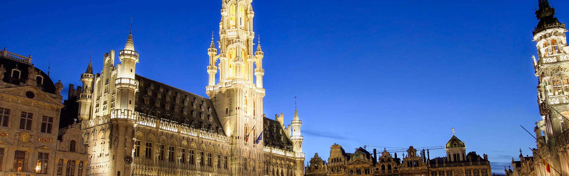 Découverte de Bruxelles avec entrées pour le musée Magritte