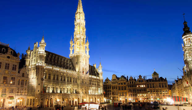 Descubre Bruselas y su impresionante Museo Magritte