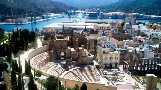 Escapada cultural: Conviértete en Cesar por un día y descubre el legado romano de Cartagena