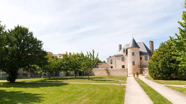 Charme et bien-être au Domaine du Normandoux, près de la cité médiévale de Chauvigny
