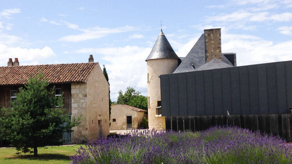 Domaine du Normandoux, The Originals Relais (Relais du Silence) - EDIT_NEW_EXTERIOR.jpg