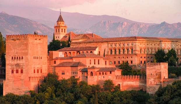 Escapada económica en Hotel 4* de Granada