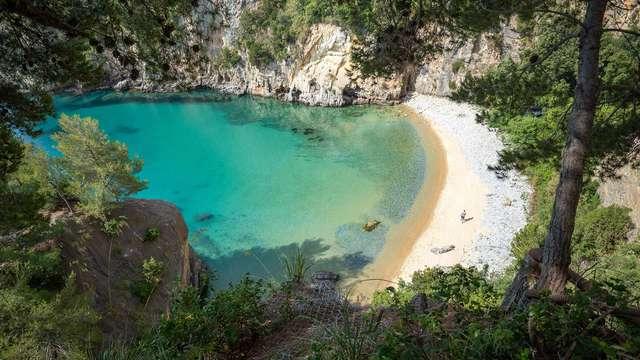 Merveilleux séjour à Palinuro, près de la mer du Cilento