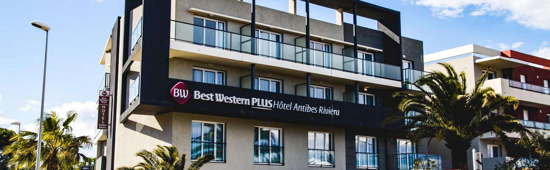 Best Western Plus Antibes Riviera - EDIT_FRONT_03.jpg