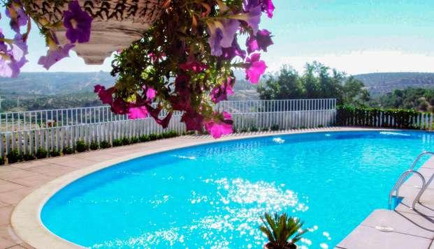 Évadez-vous dans un hôtel de charme à Montoro avec petit-déjeuner inclus (à partir de 2 nuits)