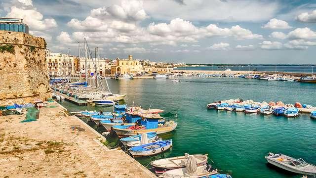 Soggiorno a Gallipoli nella perla del Salento a due passi dal mare