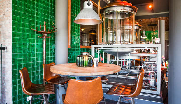 Heerlijke minivakantie inclusief diner in het Groningse Veendam (vanaf 2 nachten)