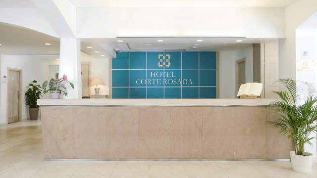 Hotel Corte Rosada Adults Only