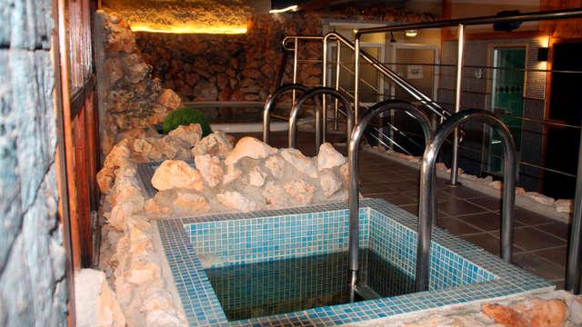 acceso al spa