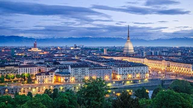 Soggiorno nel cuore di Torino