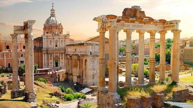 Portez un toast au cœur des châteaux romains