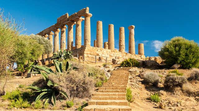 Séjour à Agrigente avec entrée à la Vallée des Temples
