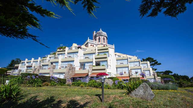 Profitez d'un séjour revigorant entre Saint-Brieuc et Perros-Guirec (à partir de 2 nuits)