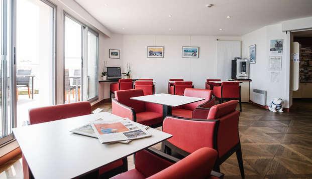 Relais Du Silence Hotel Ker Moor Preference - NEW RESTAURANT