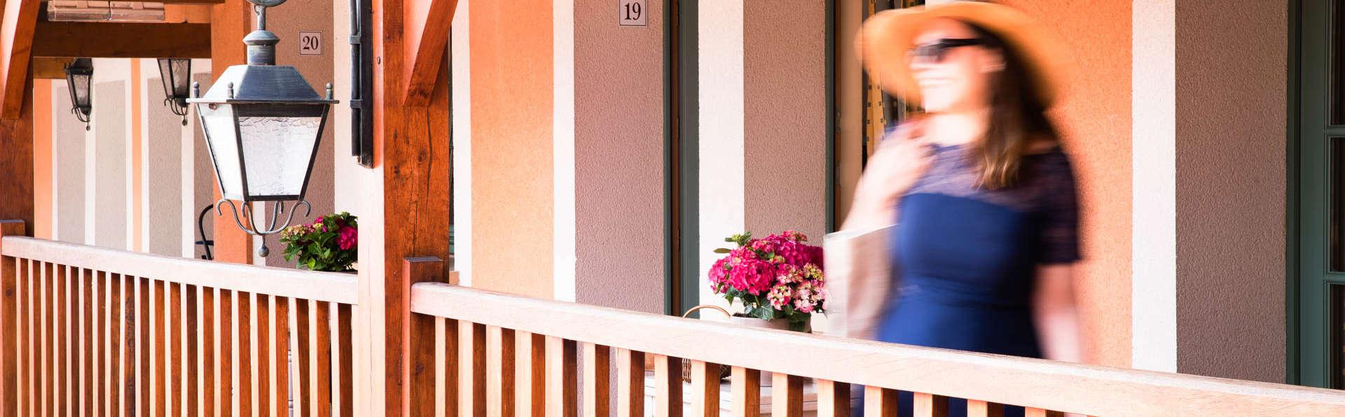 Week-end en couple en chambre duplex près de Deauville