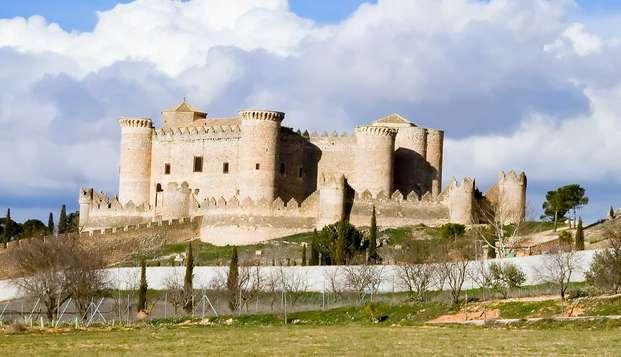 Descubre la Ruta del Quijote en esta hospedería en Belmonte