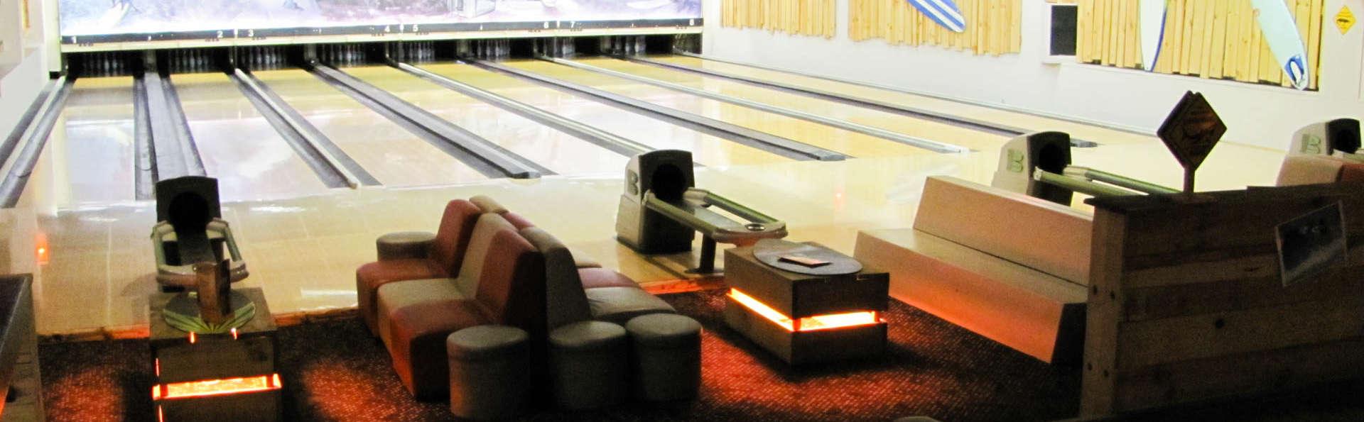 Partie de bowling aux portes de Dax