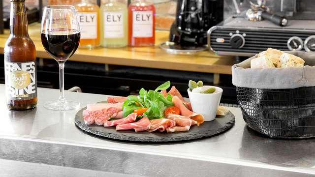 Séjour à Montmartre et dégustation de produits locaux !