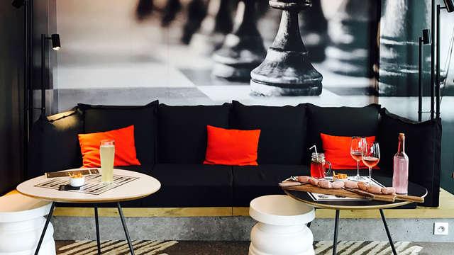 Hotel Ibis Bordeaux Sud Pessac - NEW LOUNGE