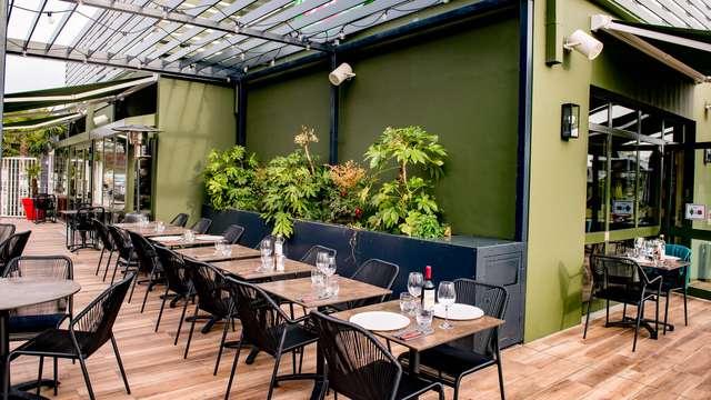 Hotel Ibis Bordeaux Sud Pessac - NEW TERRACE
