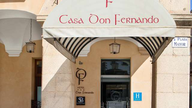 Hotel Soho Boutique Casa Don Fernando