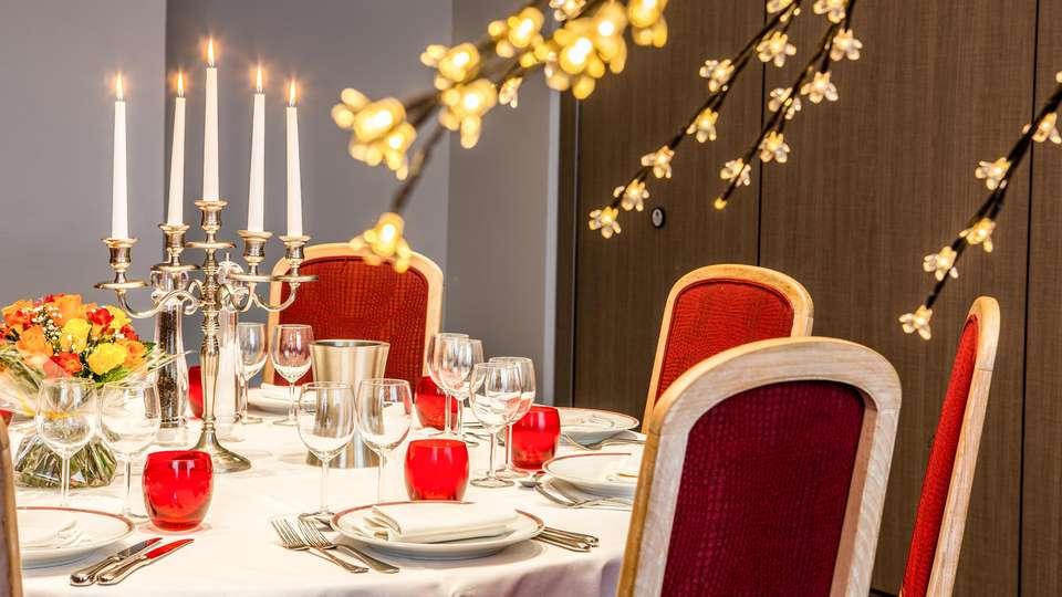 Hotel The Originals Grand Hôtel de Courtoisville - Piscine & Spa (ex Relais du Silence) - EDIT_RESTAURANT_02.jpg